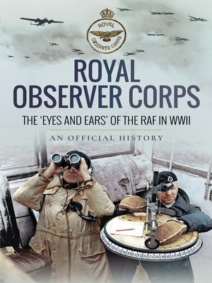 cover image of Royal Observer Corps